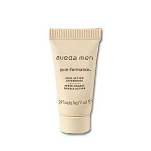 Free sample: Get a coupon for a free sample of Aveda Men Pure-formance™ Dual Action Aftershave.  How to get it: After the intro slides load, click